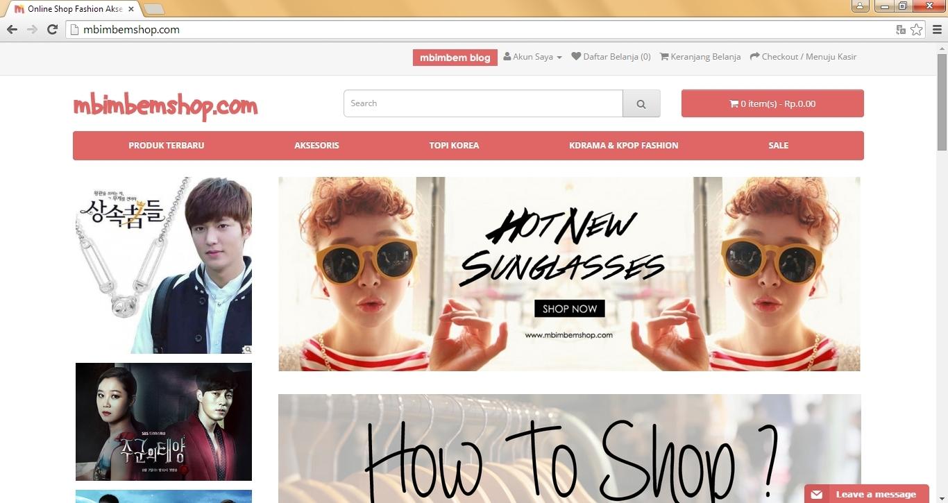 Kpop online shop